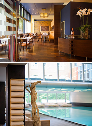 Pullman Berlin Restaurant & Spa
