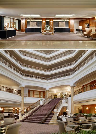 The Westin Grand Berlin Lobby