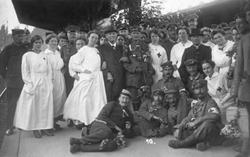 Gefangenenaustausch 1918