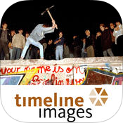 "App ""25 Jahre Mauerfall"""